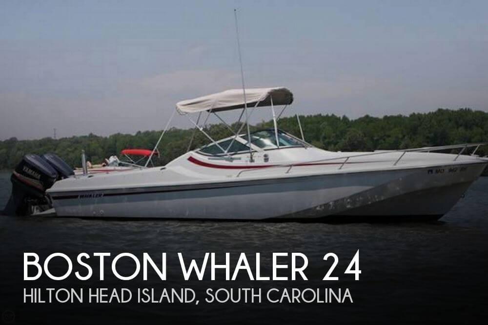 1989 Boston Whaler 2500 Temptation