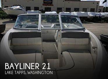 2014 Bayliner 21
