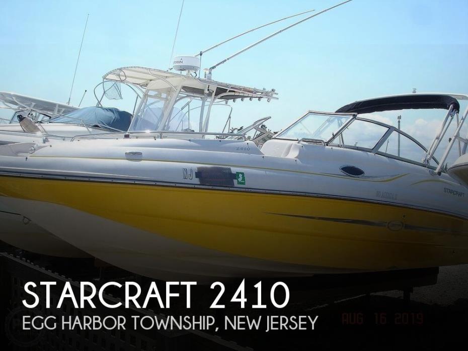 2007 Starcraft Limited 2410