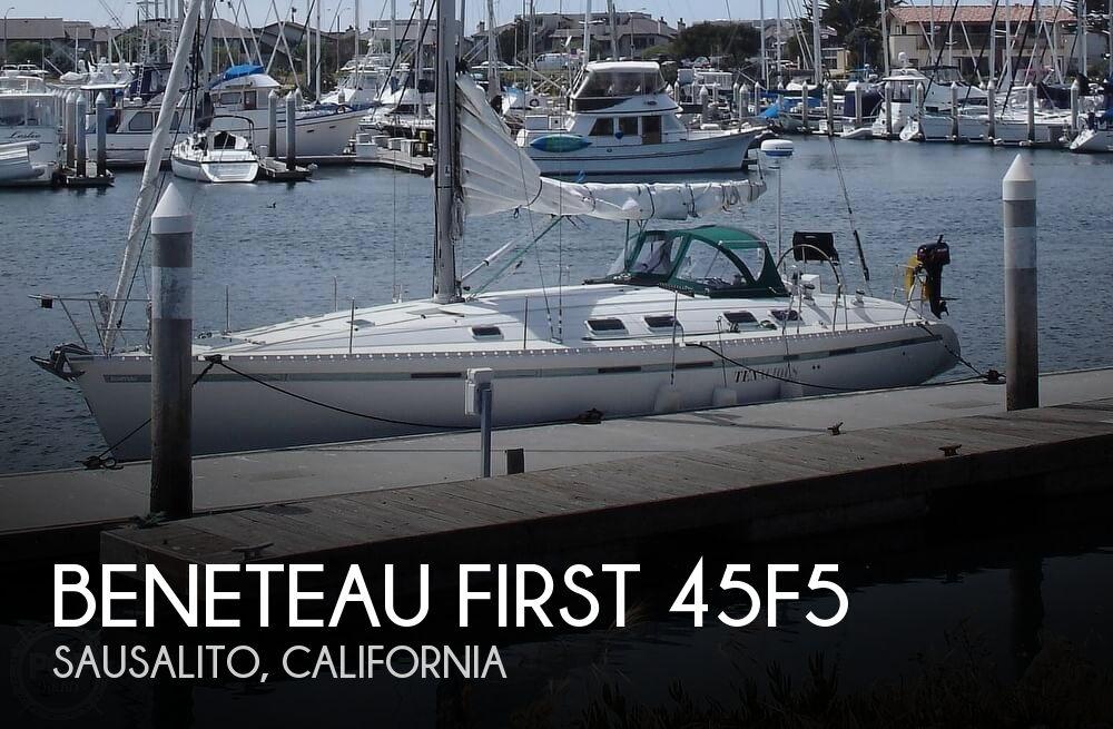 1993 Beneteau First 45F5