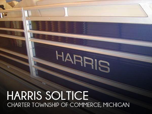 2015 Harris Solstice 220