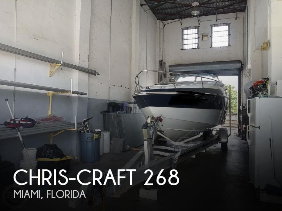1993 Chris-Craft concept 268