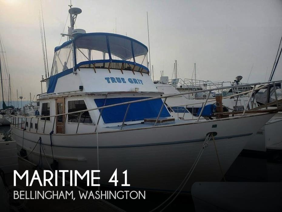 1979 Maritime 41