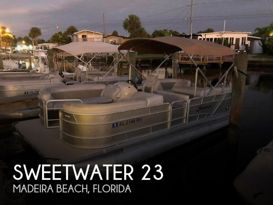 2017 Sweetwater 23
