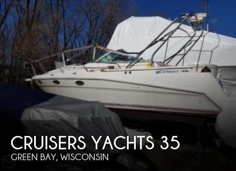 1994 Cruisers Yachts 35