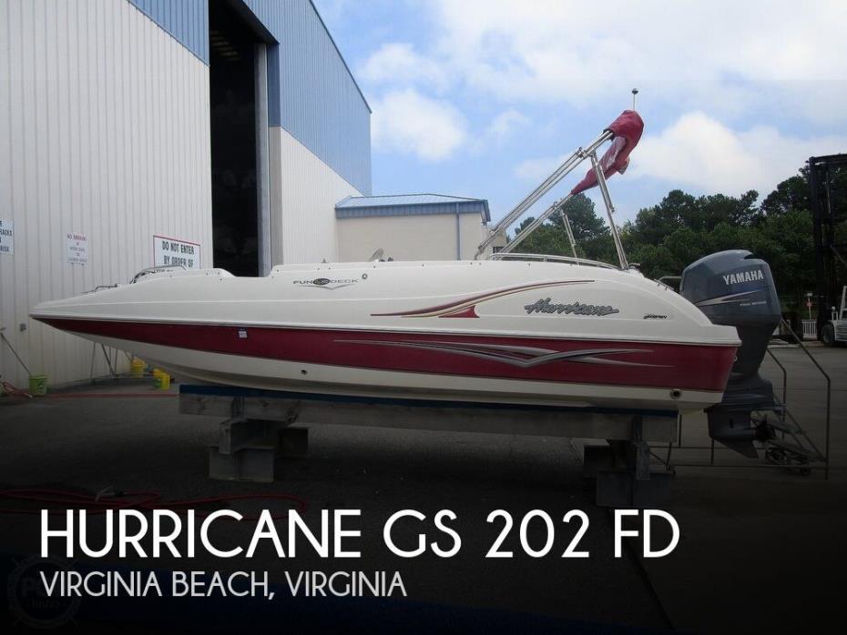 2006 Hurricane GS 202 FD