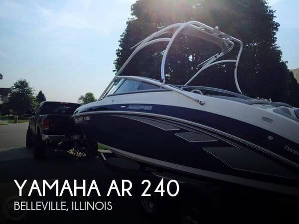 2012 Yamaha AR 240