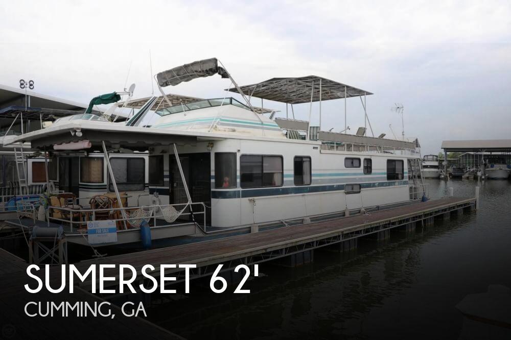 1988 Sumerset Cruisers 14 x 62