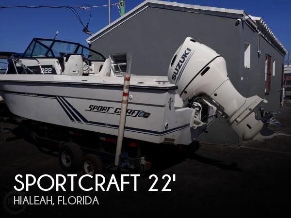 1989 Sportcraft Fishmaster 222