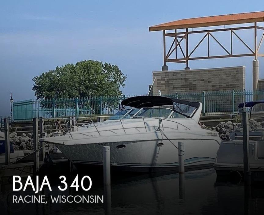 1994 Baja 340 Express Cruiser