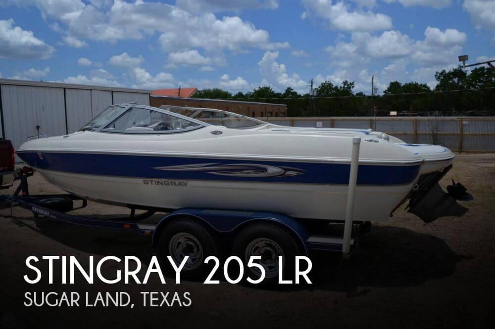 2008 Stingray 205 LR