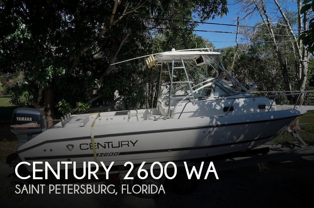 2001 Century 2600 WA