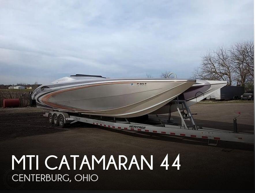 2007 MTI Catamaran 44