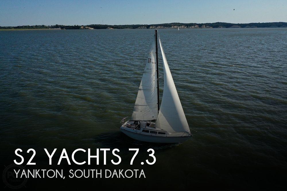1982 S2 Yachts 7.3