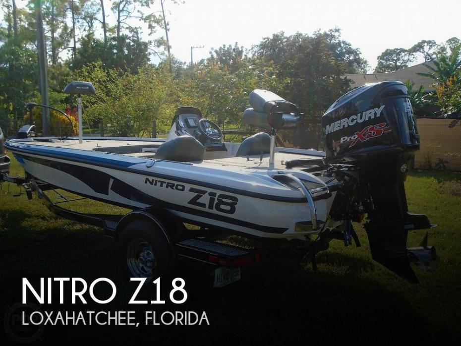 2016 Nitro Z18
