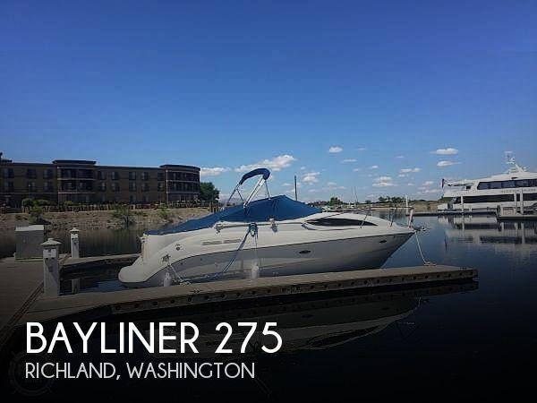 2005 Bayliner 275 Cruiser