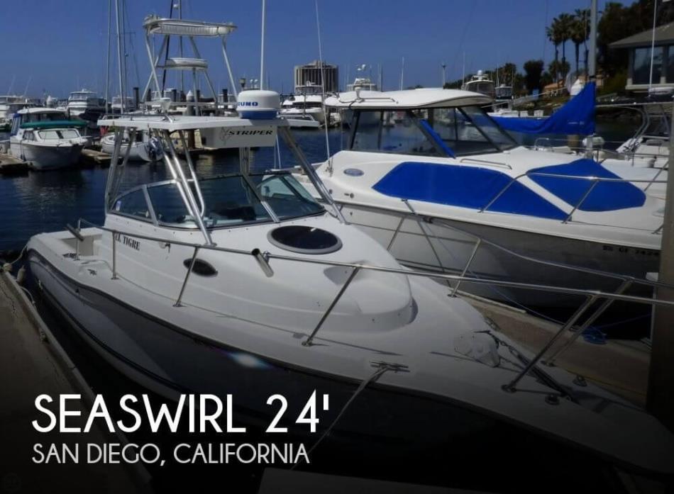 2000 Seaswirl Striper 2300 WA
