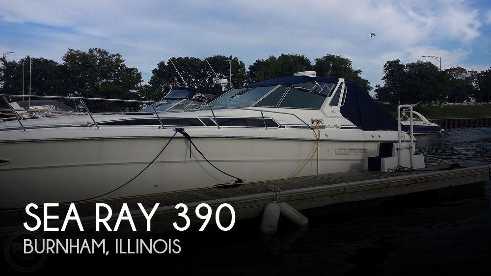 1989 Sea Ray Sea Ray 390 Express