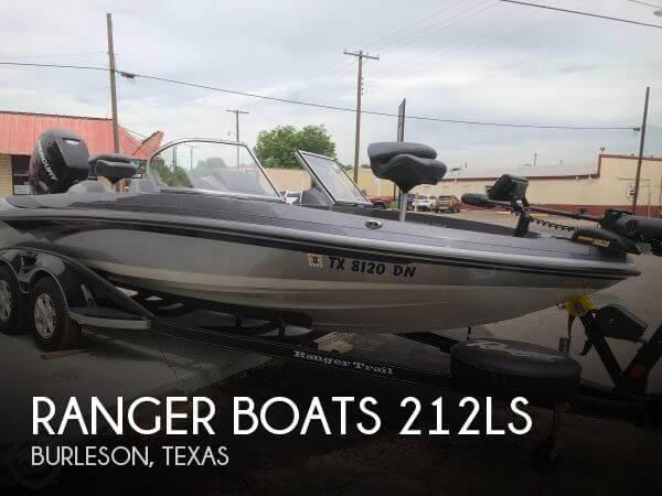 2015 Ranger Boats 212LS