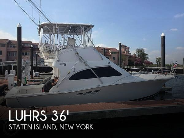 1999 Luhrs 360 Convertible