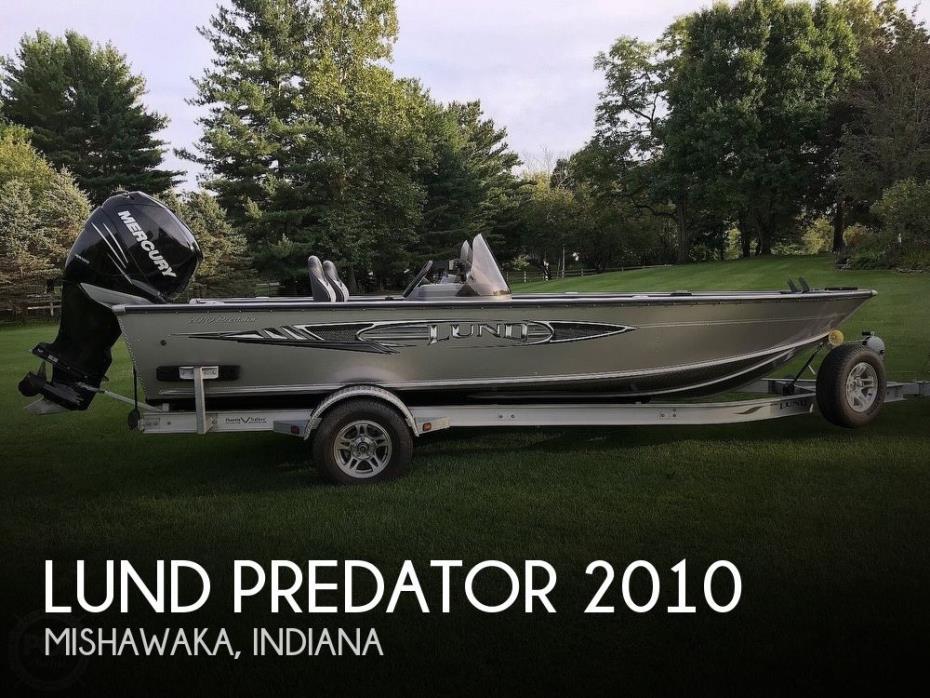 2012 Lund Predator 2010