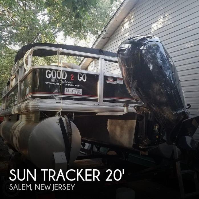 2017 Sun Tracker Bass Buggy 18 DLX