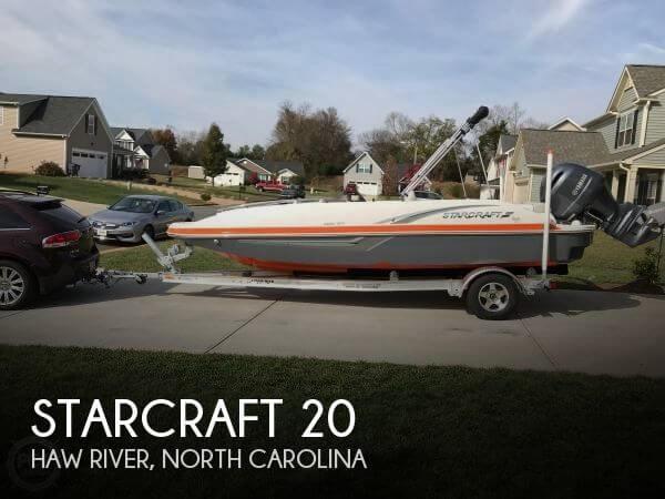 2017 Starcraft MDX 211
