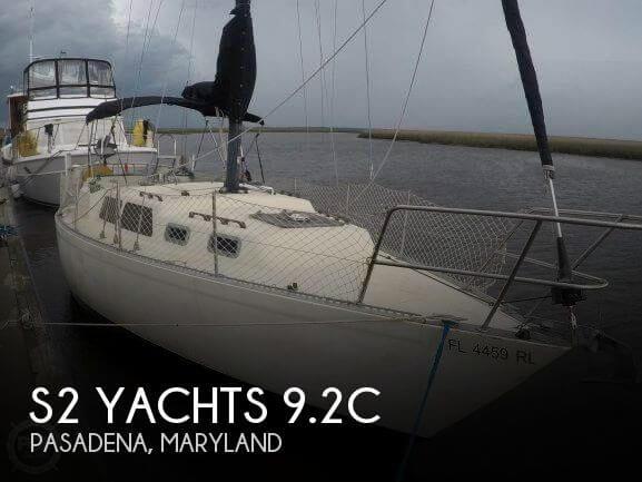 1978 S2 Yachts 9.2C