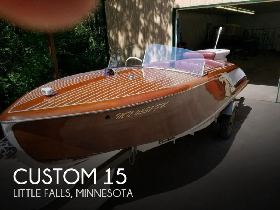 1958 Custom 15