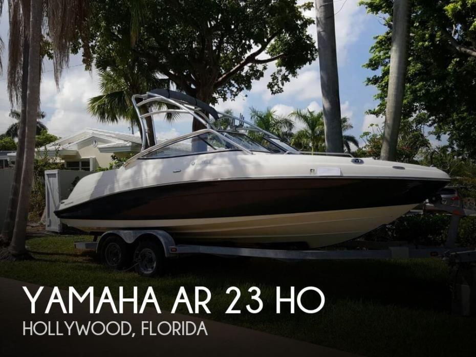 2009 Yamaha AR 23 HO
