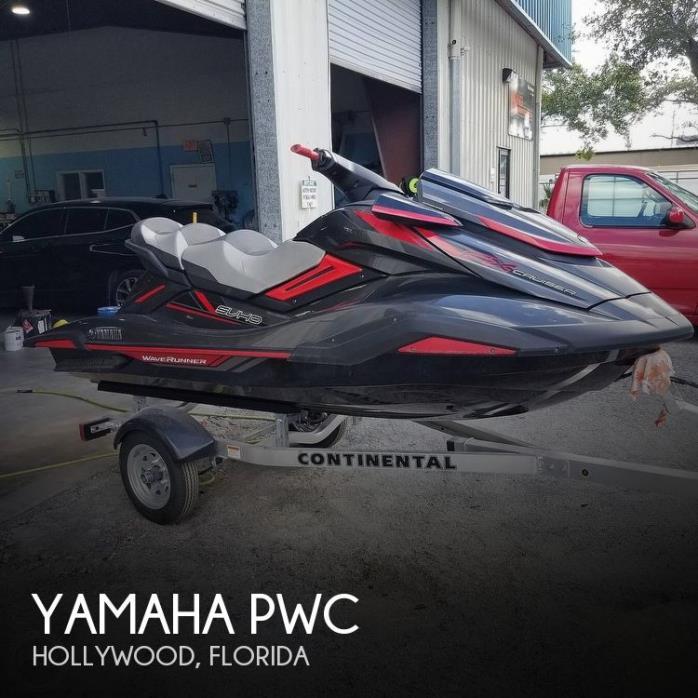 2019 Yamaha FX Cruiser SHVO