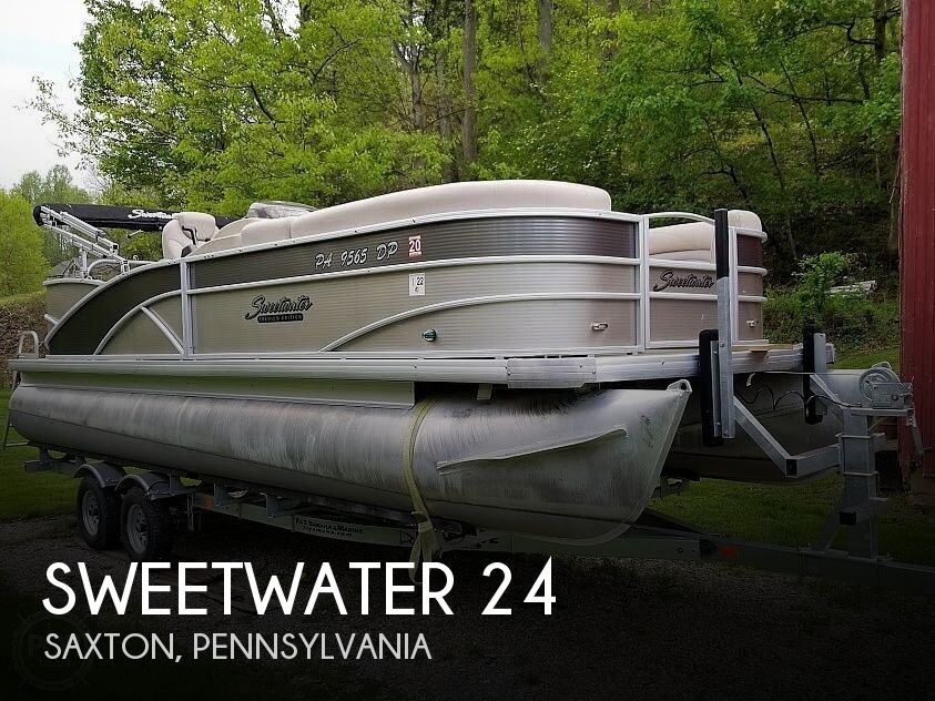 2015 Sweetwater 24