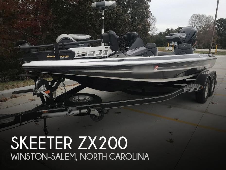 2017 Skeeter ZX200