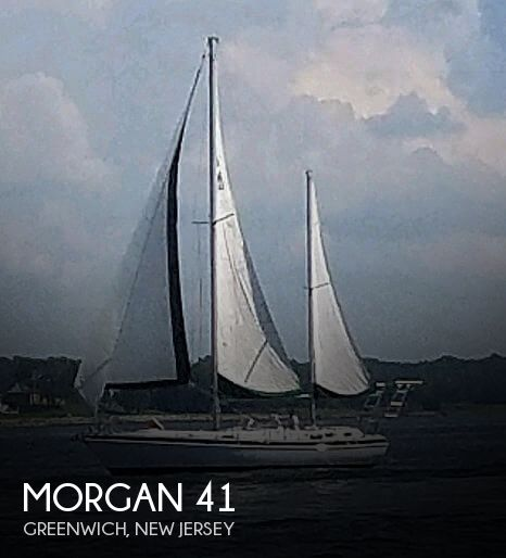 1981 Morgan Out Island 41