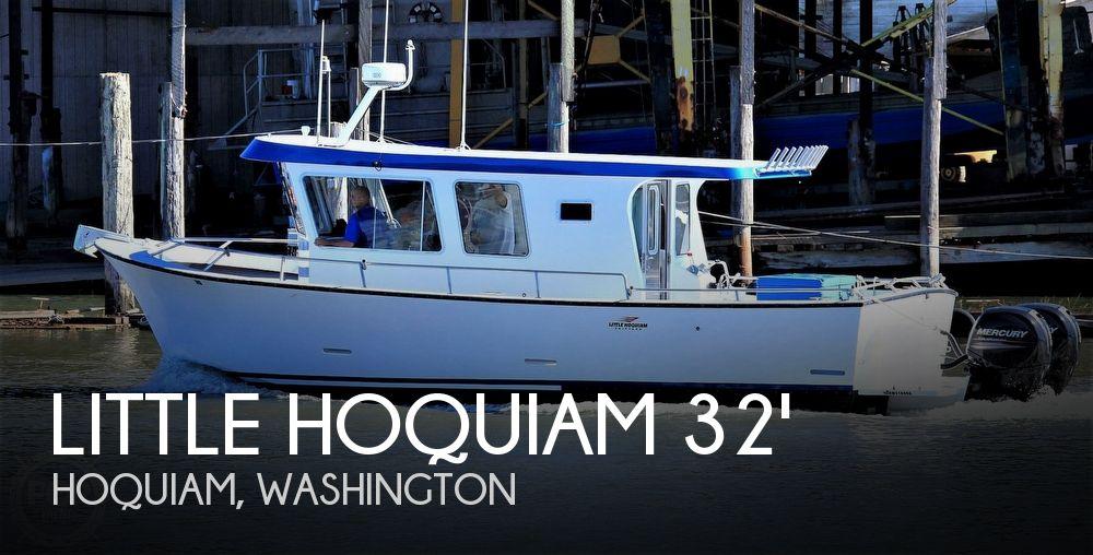2014 Little Hoquiam 32x12 Pilothouse