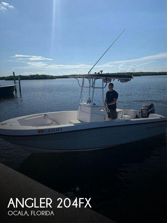2004 Angler 204fx