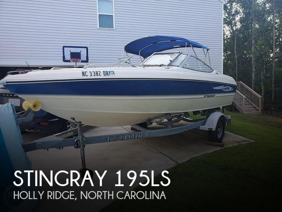 2007 Stingray 195LS