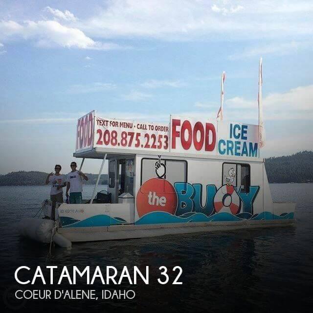 2006 Catamaran Cruisers 32