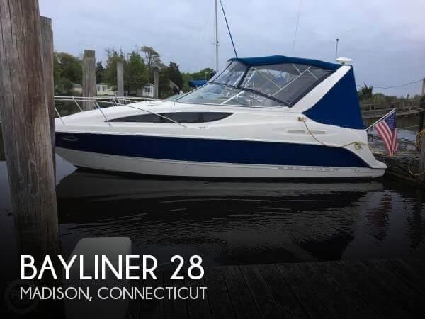 2005 Bayliner 2865 CIERA EXPRESS CRUISER