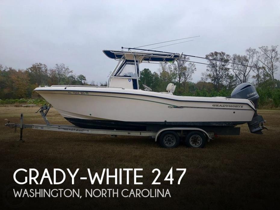 1999 Grady-White 247