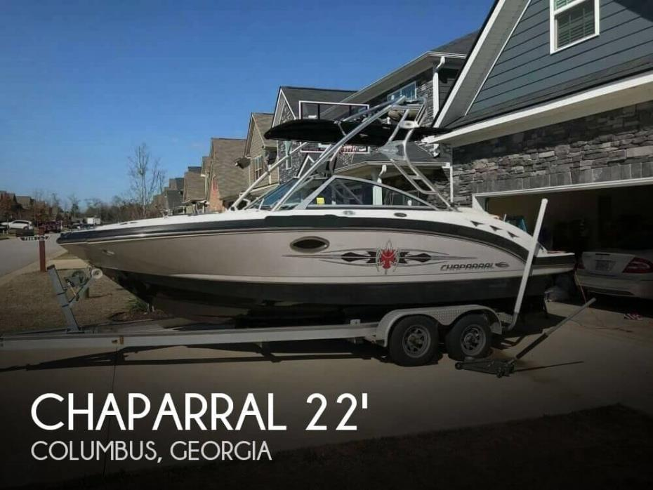 2008 Chaparral 224 Extreme