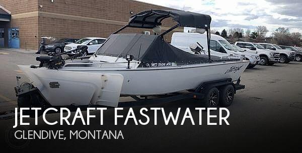 1998 Jetcraft Fastwater