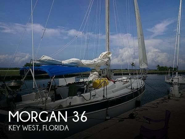 1977 Morgan 33 Out Island
