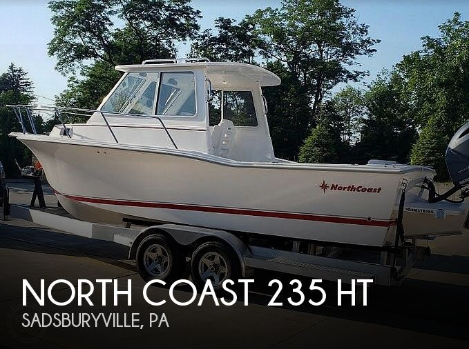 2019 North Coast 235 HT
