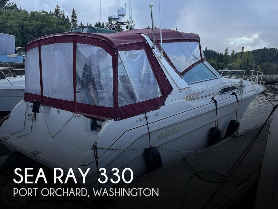 1992 Sea Ray Sundancer 330