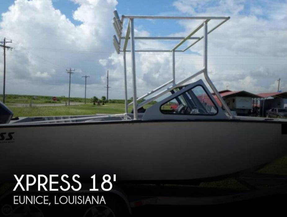 2012 Xpress Yukon 18 Deep-V Series
