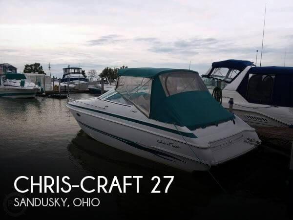 1997 Chris-Craft 27 CONCEPT