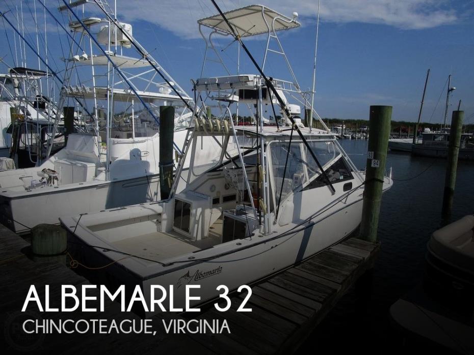 1993 Albemarle 32 Express