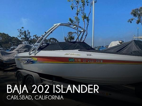 2005 Baja 202 Islander