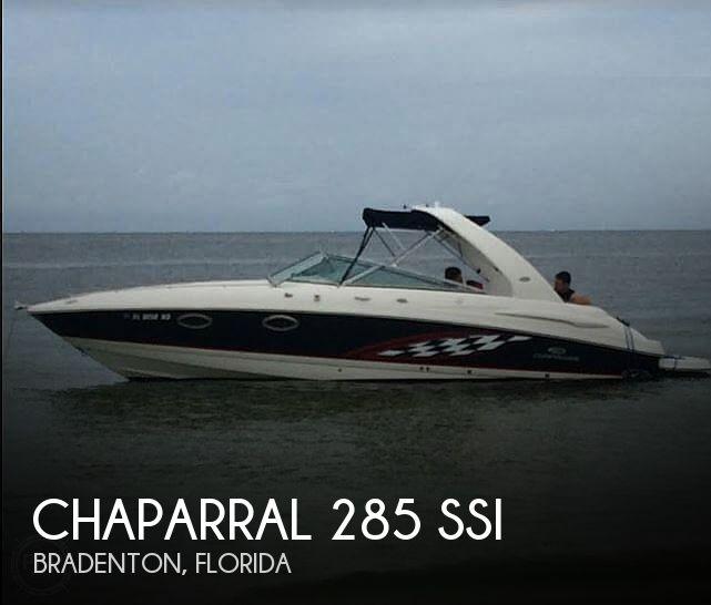 2006 Chaparral 285 SSI